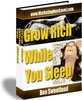 Thumbnail Grow Rich While You Sleep - how to attract wealth