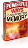Thumbnail Powerful Ways To Sharpen Your Memory - Instant Download