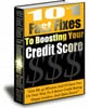 Thumbnail 101 Fast Fixes To Boosting Your Credit Score