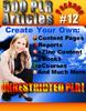 Thumbnail 500 New PLR Articles Pack #12