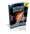 Thumbnail Network Marketing Survival Succes 2 - Plr!