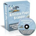 Thumbnail *NEW* Affiliate Page Brander -With PLR*