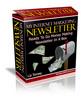 Thumbnail My Internet Marketing Newsletter - Mrr
