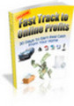 Thumbnail Fast Track to Online Profits - Mrr!