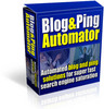 Thumbnail Blog And Ping Automator With Resell Rights
