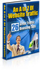Thumbnail *NEW!* An A To Z of Website Traffic - Master Resale Rights
