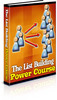 Thumbnail The List Building Power Course - Master Resell Rights