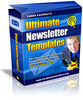 Thumbnail Ultimate Newsletter Templates With MRR & Bonus Graphics