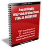 Thumbnail Resell Rights Questions Answered with Master Resell Rights