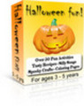 Thumbnail Halloween eBox of Fun! For 3 - 5 years With MRR