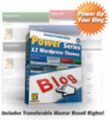 Thumbnail Power Series 12 Wordpress Themes - With Master Resell Rights