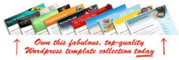 Thumbnail 10 Original Wordpress Templates