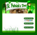 Thumbnail 2 High Quality St. Patricks Day Premium Templates - With PLR