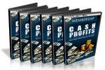 Thumbnail Membership Cash Profits Video Series with Mrr