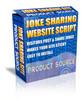 Thumbnail Joke Sharing Website Script(mrr)-Php + Free Stuff  :)