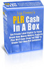 Thumbnail PLR Cash Success In A Box - Plr!