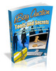 Thumbnail eBay Auction Tools and Secrets - New For 2010! - With Mrr!
