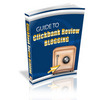 Thumbnail Guide To Clickbank Review Blogging - Plr!