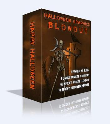 Pay for Halloween Graphics Blowout - Mrr!