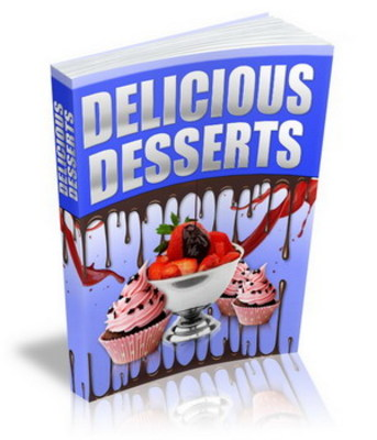 Pay for Worlds Largest Collection of Delicioua Deserts!