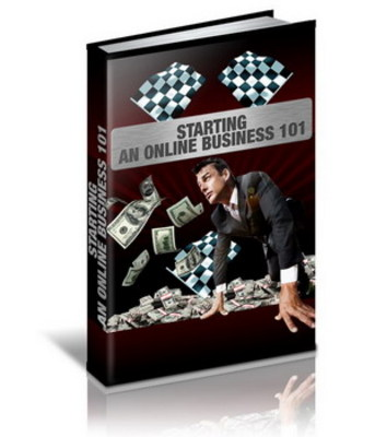 Pay for Starting An Online Business 101 -  eBook and MP3!- Plr!