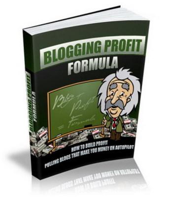Pay for Blogging Profit Formula - Blogs That Make You Money! - Mrr