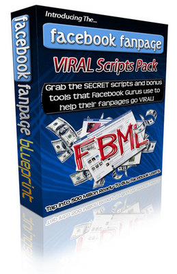 Pay for Facebook Fanpage Blueprint-Going Viral with Facebook!