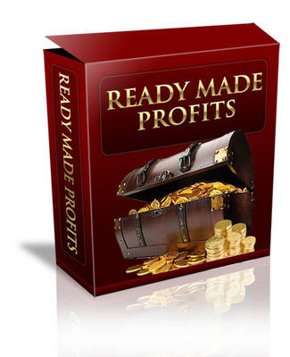 Pay for *New!* Ready Made Profits Kit! - 10 Kits-One Low Price!