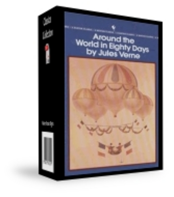 Pay for Around the World in 80 Days by Jules Verne w/Resale Rights