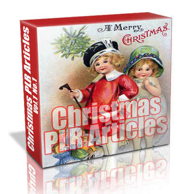 Pay for Christmas PLR Articles Vol.1 No.1 *NEW*