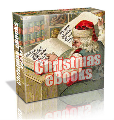 Pay for 22 All-Time Favorite Christmas eBooks & Other Fun Stuff!