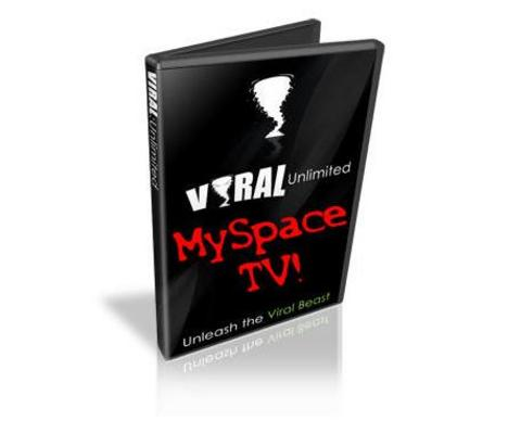 Pay for Myspace Tv Social Marketing Viral Video with Plr!