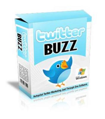 Pay for Twitter Buzz Marketing Software  (Mrr)