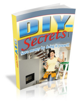 Pay for DIY Secrets! Save Money By Doing It Yourself (Mrr)