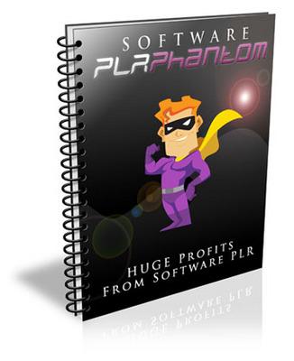 Pay for Software PLR Phantom!