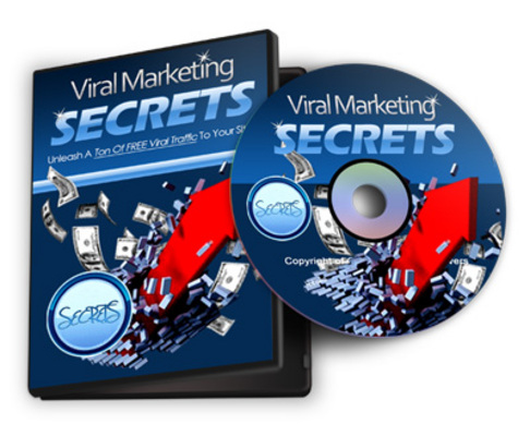 Pay for Viral Marketing Secrets Video Series -MRR