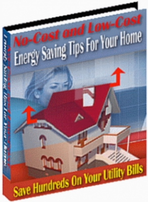 No cost and low cost energy saving tips for your home for Cost saving ideas for home