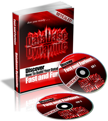 Pay for Database Dynamite - Plr!