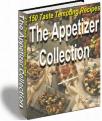 Pay for The Appetizer Collection - With Resale Rights and Sales Page