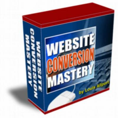 Pay for Website Conversion Mastery - With Resale Rights