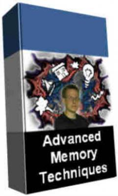 Pay for Advanced Memory Techniques - With Resale Rights
