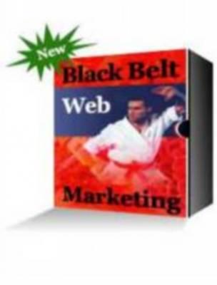 Pay for Black Belt Web Marketing - Get More Customers!