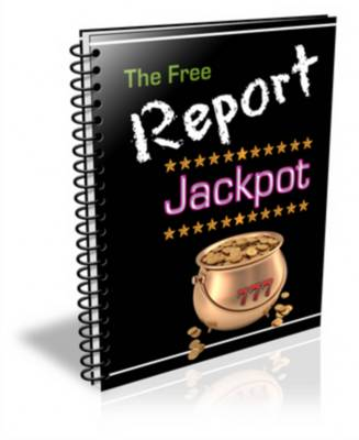 Pay for *NEW* The Free Report Jacpot +Private Label Rights