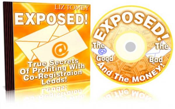 Pay for The True Secrets of Profiting With Co-Registration Leads! - With Master Resale Rights