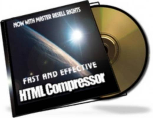 Pay for HTML Compressor - Now With Resell Rights
