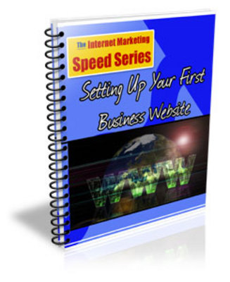 Pay for *NEW* Setting Up Your First Business Website - Mrr!