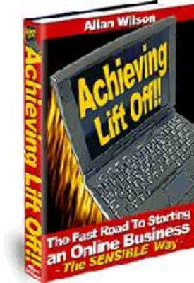 Pay for Achieving Lift Off!!! With Resale Rights And Resellable Ebooks Package