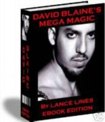 Pay for David Blaine 120 Card Tricks + Street Magic