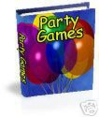 Pay for Collection of PARTY GAMES for adults and kids - With Resale Rights