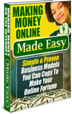 Pay for Making Money Online Made Easy With Bonus - How To Set Up Your Own Affiliate Program - Resale Rights